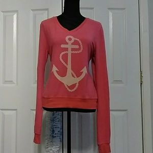 Wildfox Anchor sweater (size small)